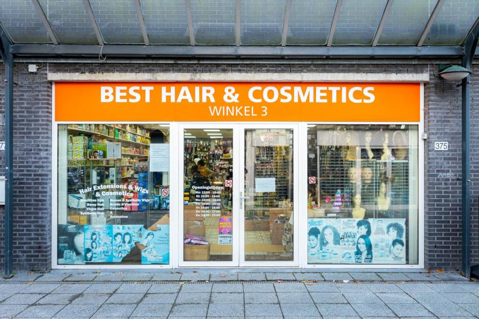 Best Hair & Cosmetics - Boven 't Y