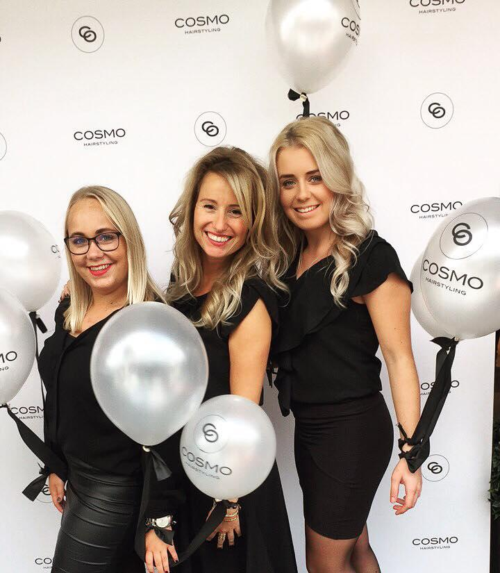 VIP EVENTS  @COSMOHAIRSTYLING