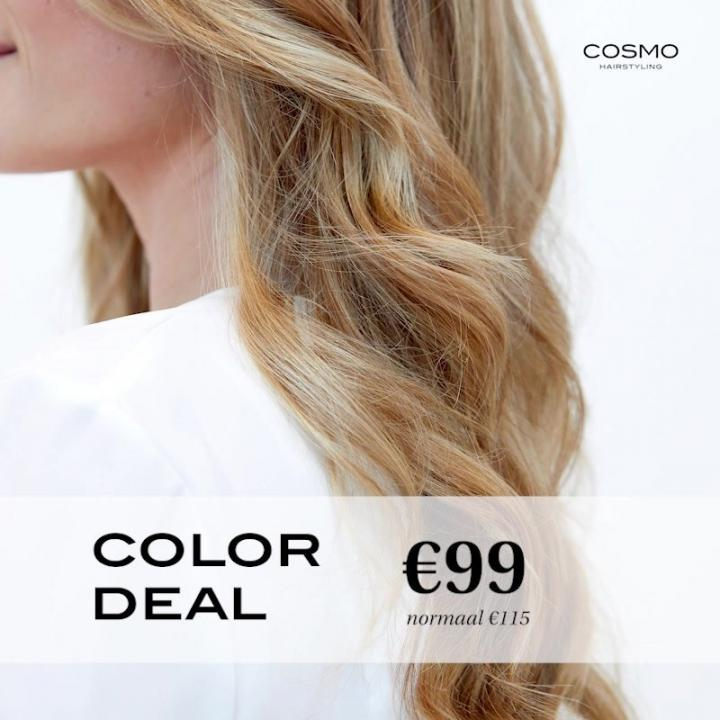 Color Deal 99,-
