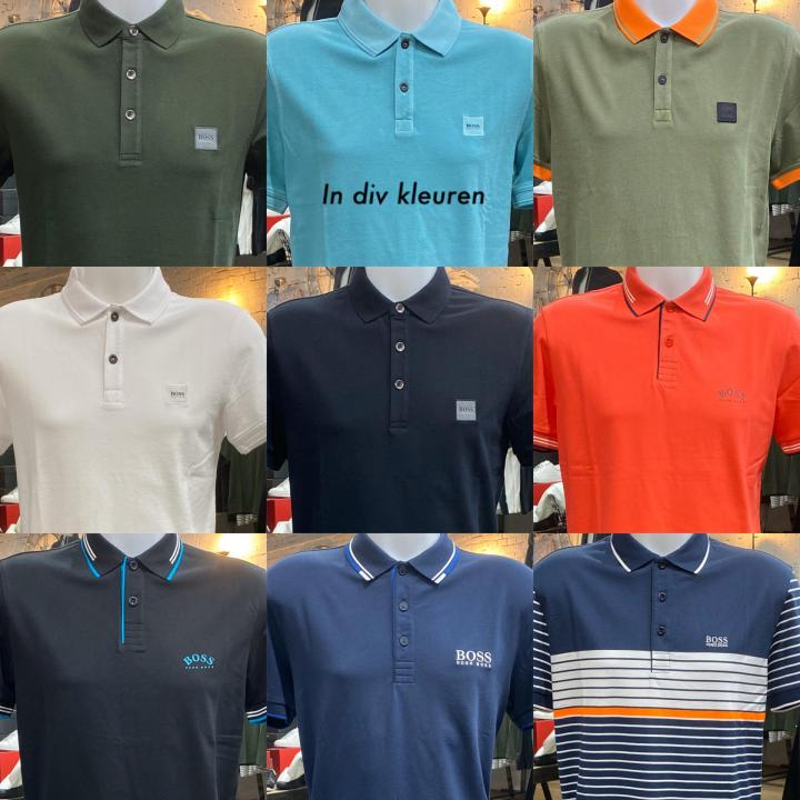 Hugo Boss Polo's
